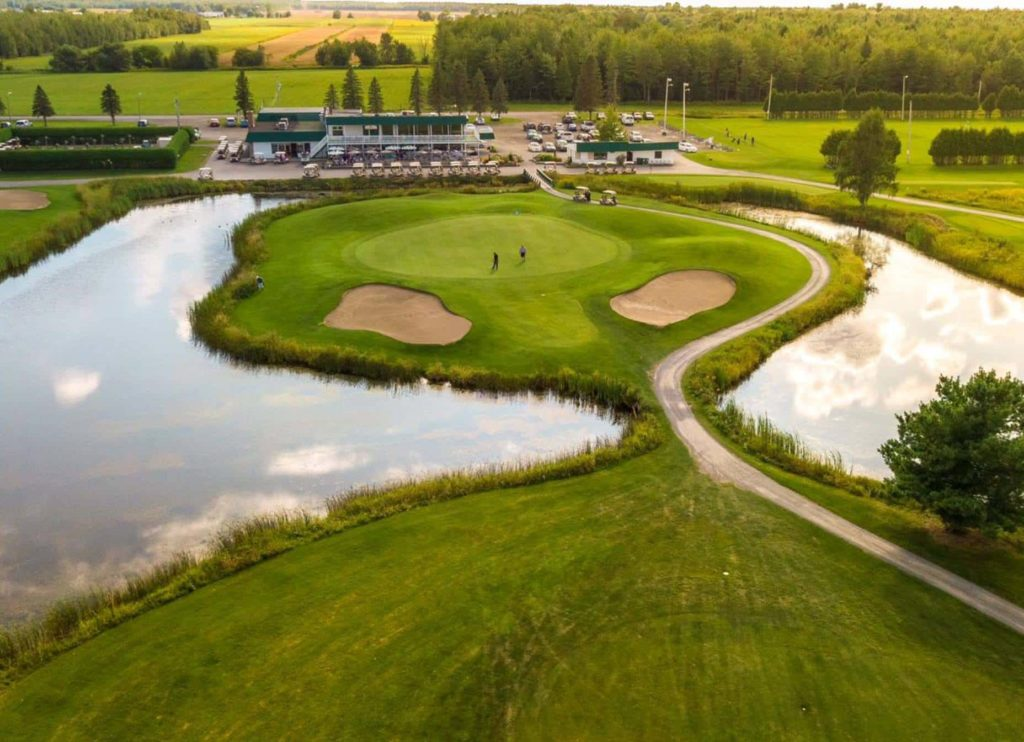Club de golf Le Drummond - Tourisme & Grands événements Drummondville